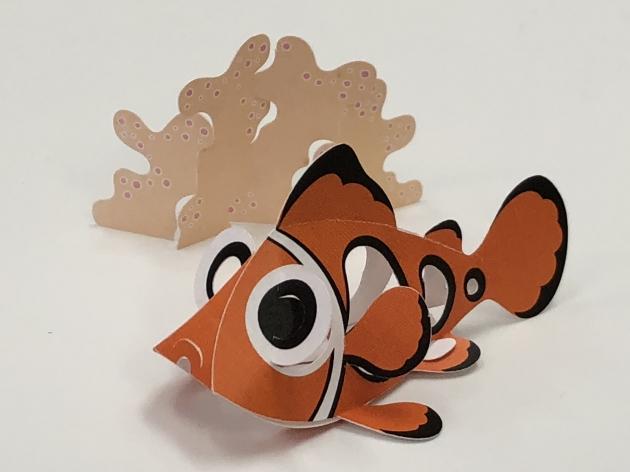 彈珠小丑魚 2