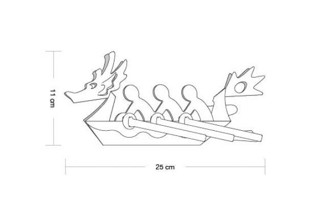 龍舟組合 3