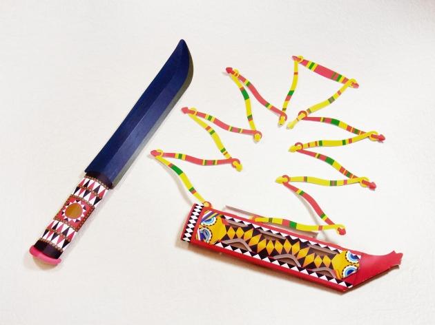 原住民獵刀 1