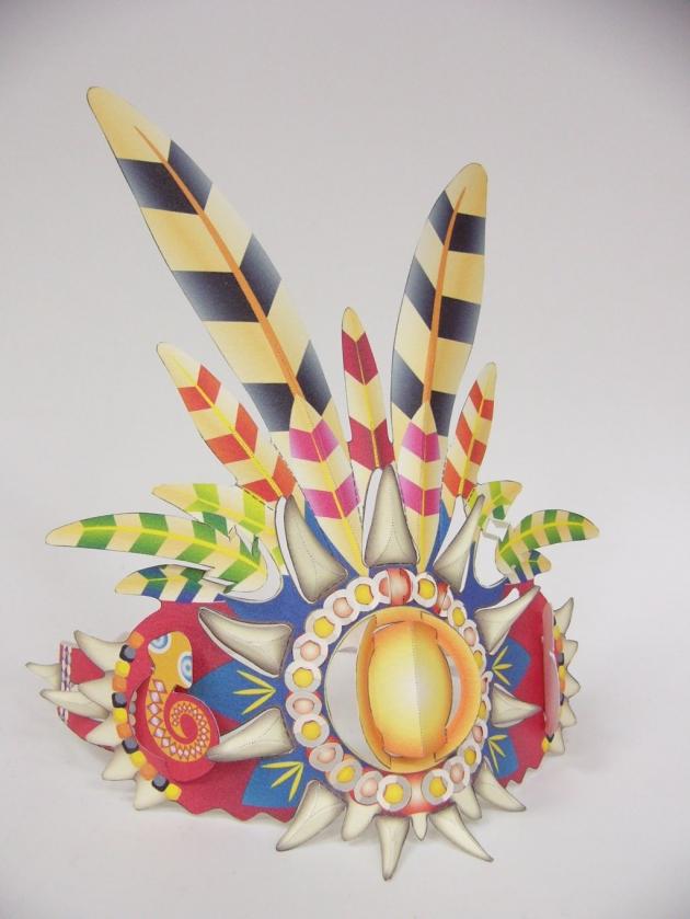 原住民頭套 1