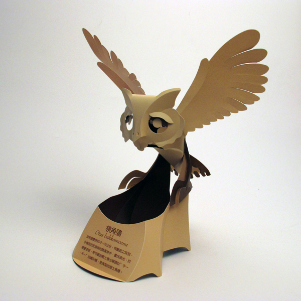 領角鴞 2